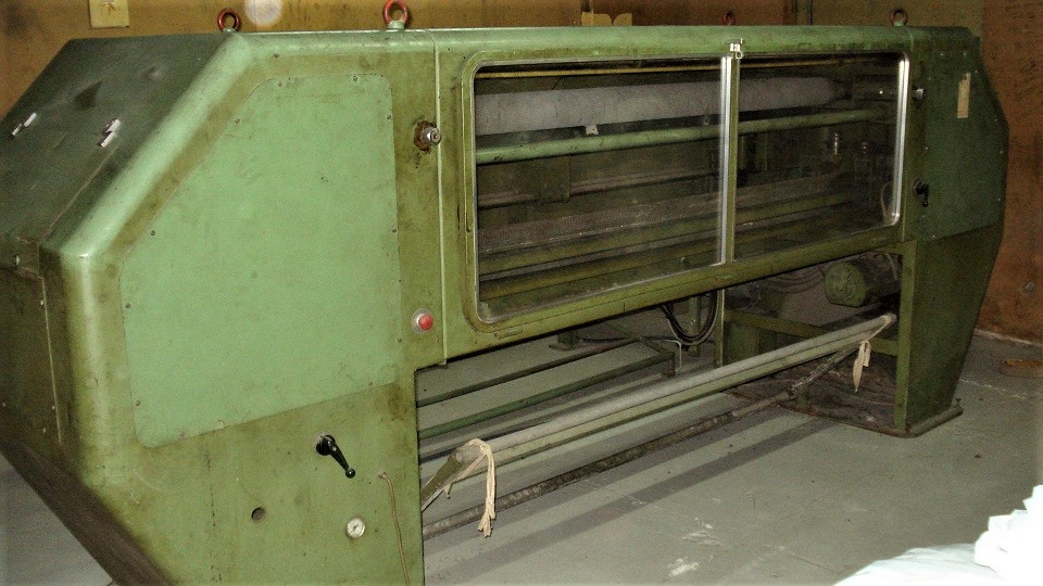 Automatic Cloth Cutting Machine